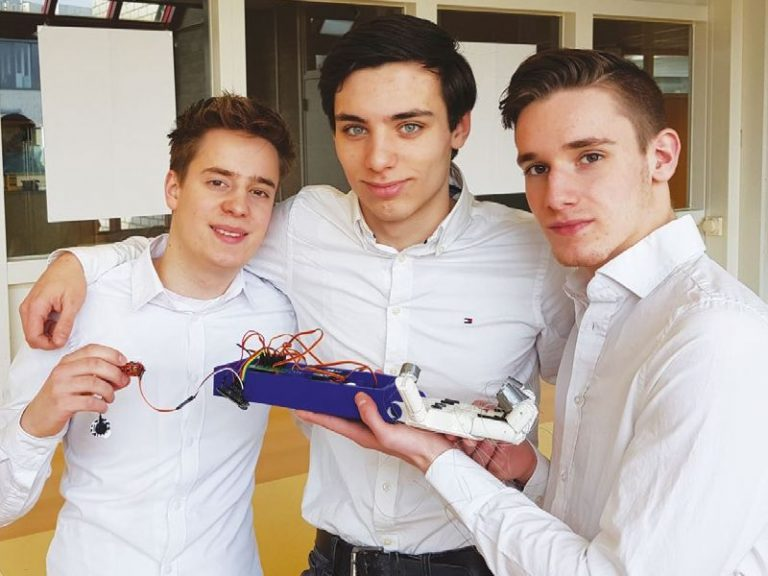 3D-Printed Myoelectric Arm Prosthetic Prototype