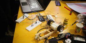 Arduino Mega Board Makerspace Project