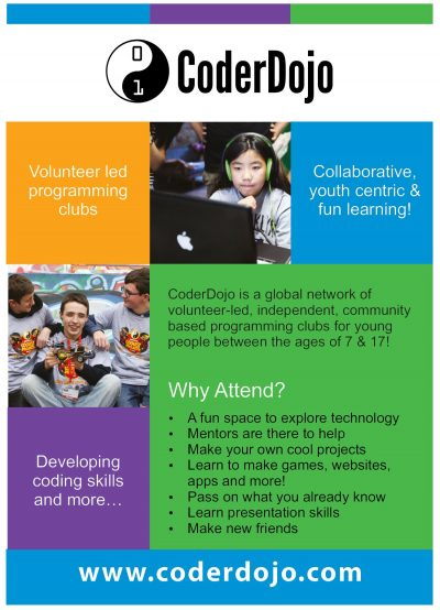 6 Factors For A Successful CoderDojo Programming Club