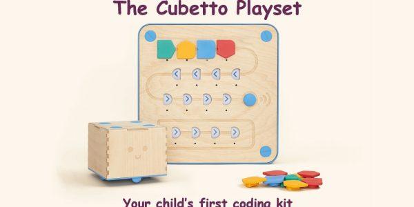 Cubetto Playset Coding Kit