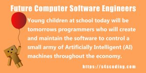 Future Computer Software Engineers