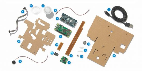 Google AIY Vision Kit