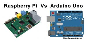 Raspberry Pi vs Arduino Uno
