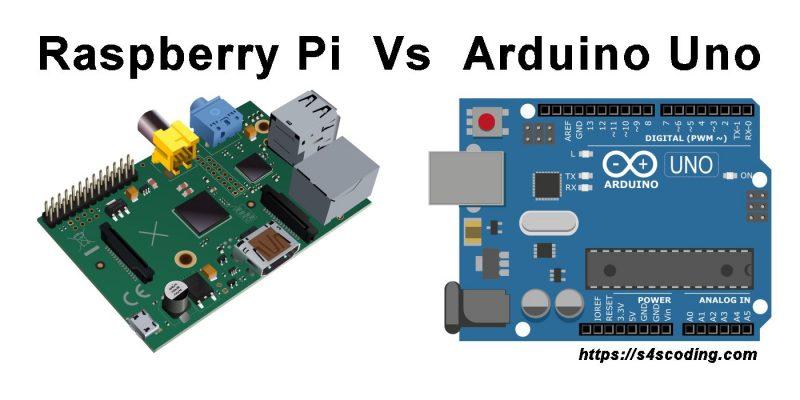 Raspberry Pi Vs Arduino Uno