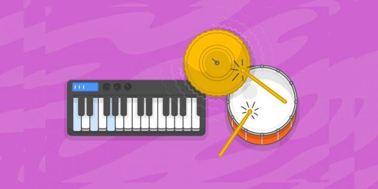 Scratch 3 Music Blocks Extension