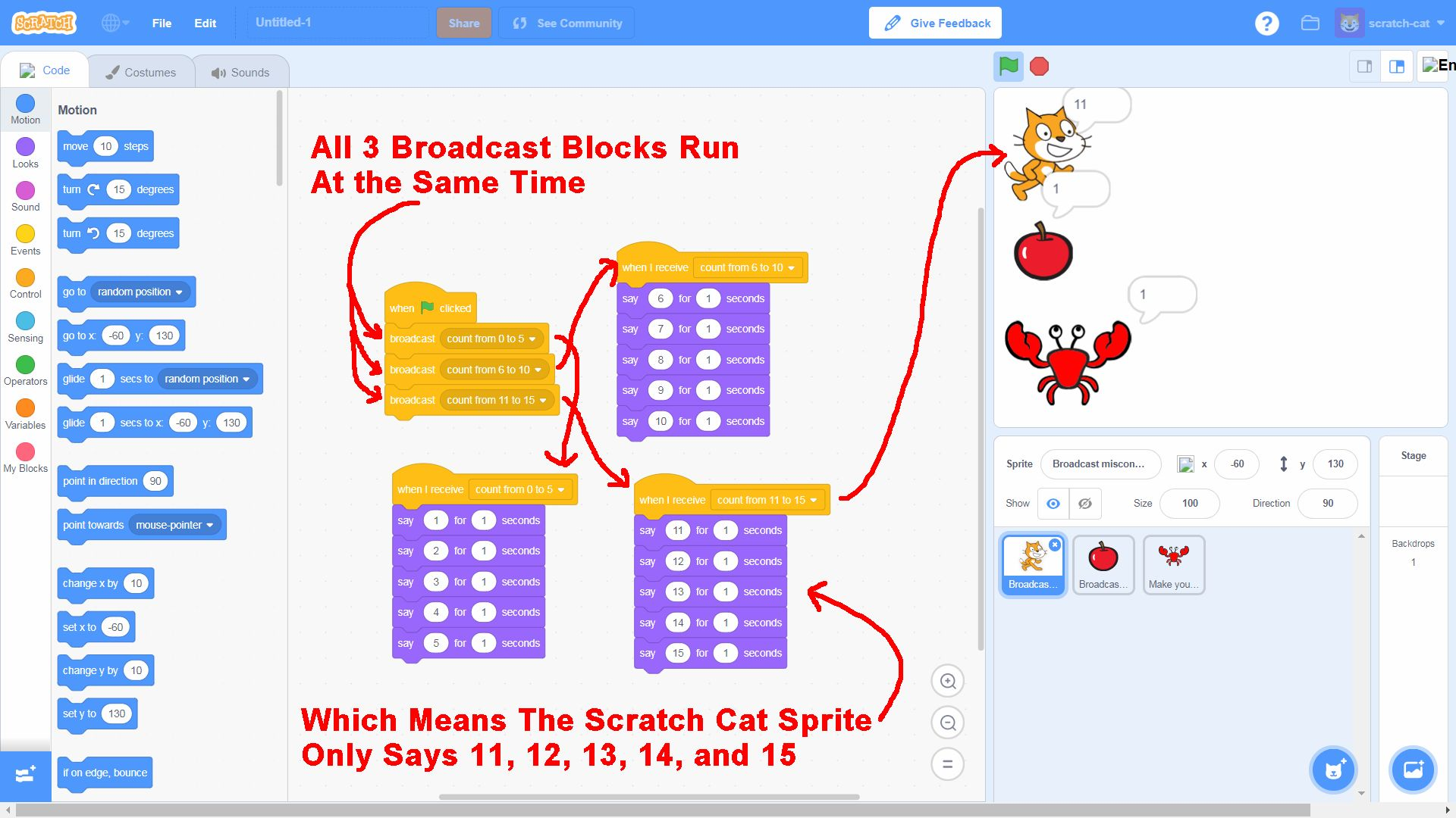 Teaching Advanced Programming Concepts with Scratch & ScratchJr